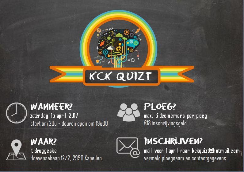 KCK QUIZT 2017